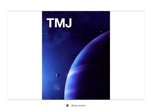 TMJ    iBooks Author