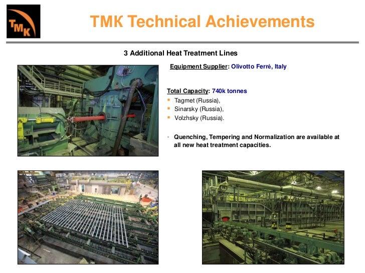 Tmk Presentation 2011