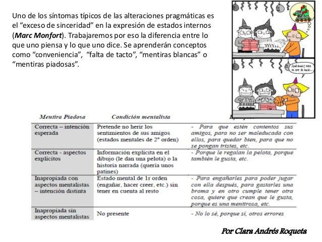 Tm mentiras piadosas Slide 3