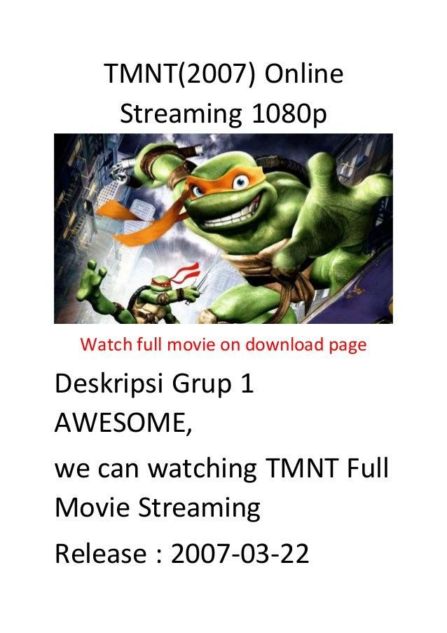 download tmnt 2007