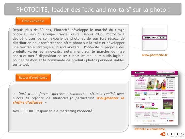 ALTICS Témoignages Clients Slide 3