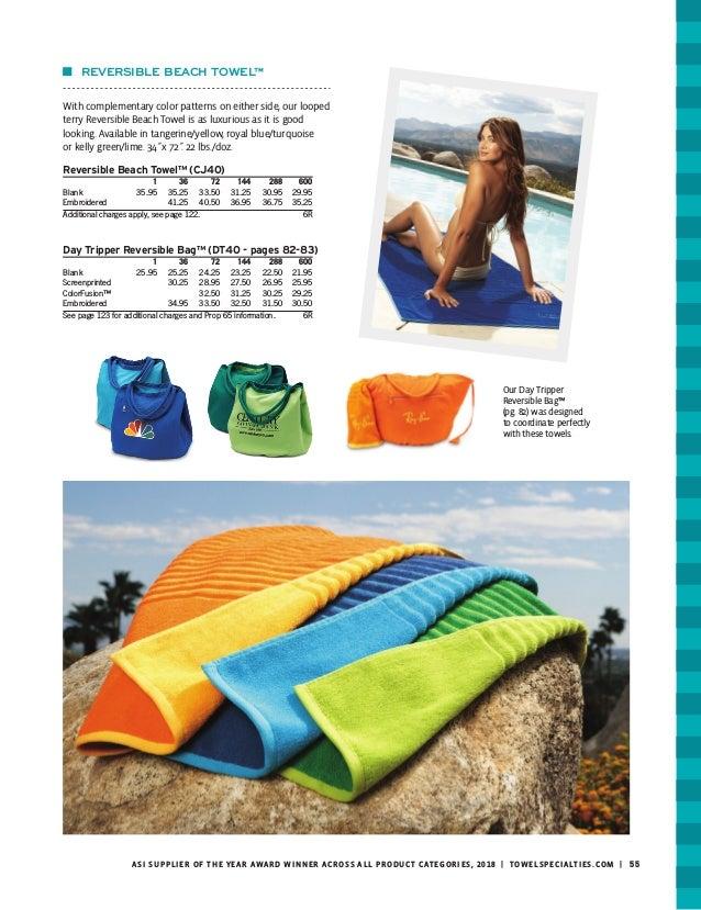 bd3595a4d2 Towel Specialties 2019 Catalog