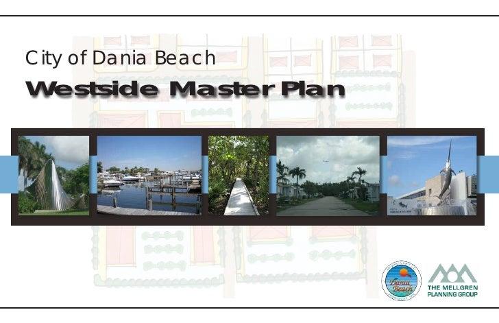 City of Dania Beach Westside Master Plan