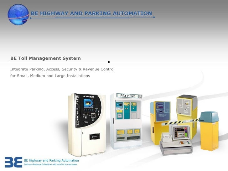 Toll Plaza Management system