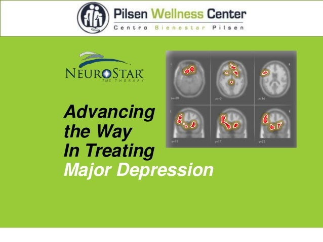 Advancing the Way In Treating Major Depression
