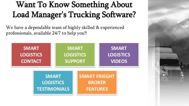 TMS SOFTWARE for Freight Brokers & Trucking Companies