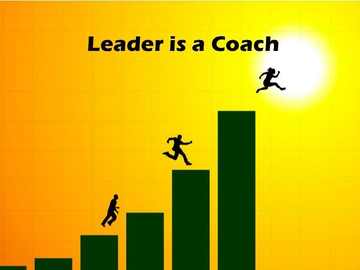 Leader is an Innovator