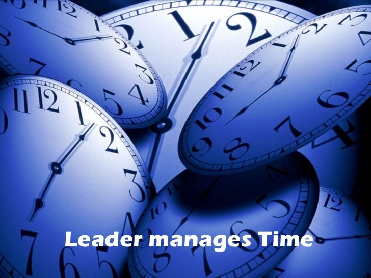 Leader is a Problem Solver
