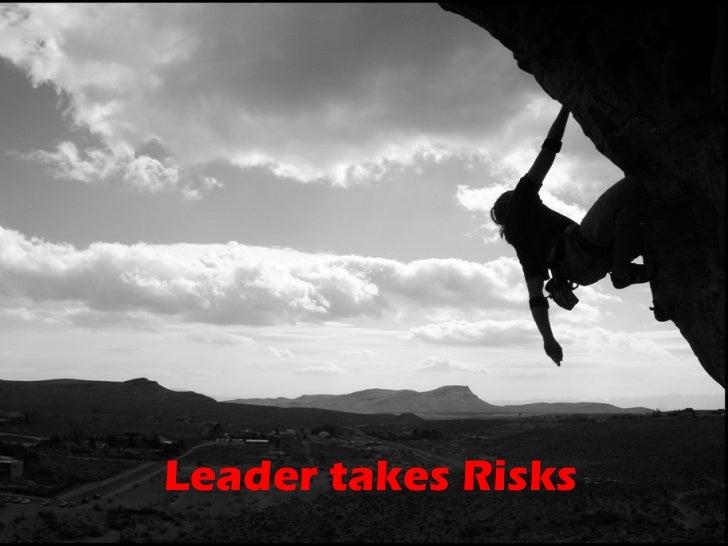 Leader Makes Decision
