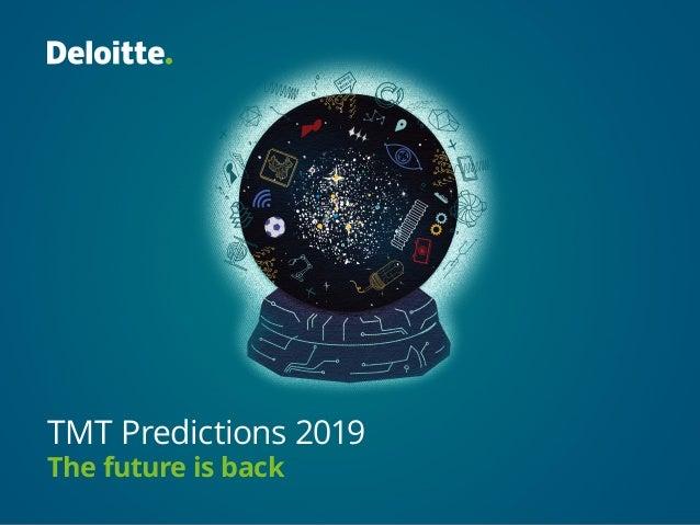 TMT Predictions 2019