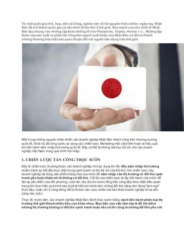Từ một quốc gia nhỏ, hẹp, dân số đông, nghèo nàn về tài nguyên thiên nhiên, ngày nay, Nhật Bản đã trở thành quốc gia có nề...