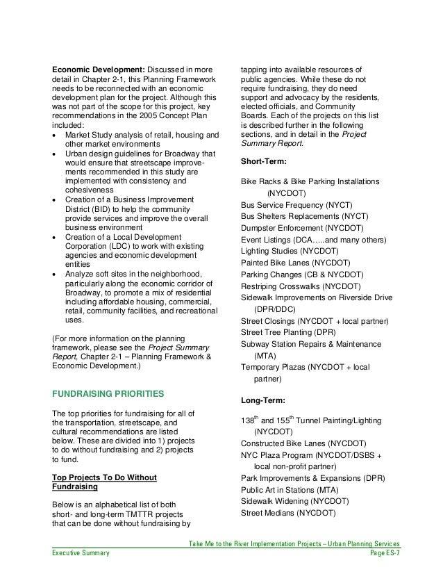 executive synopsis service nyc