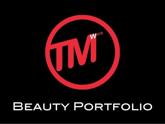 Beauty Portfolio!