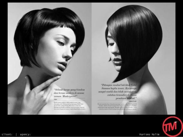 client:   |   agency:   Hariono Halim