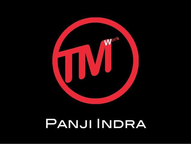 Panji Indra!