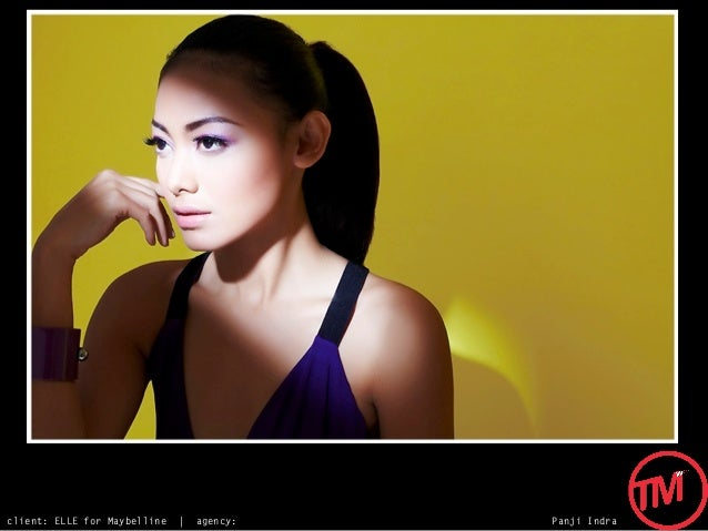 client: ELLE for Maybelline   |   agency:   Panji Indra