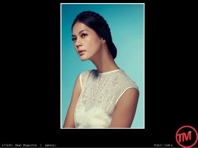client: Dewi Magazine   |   agency:   Panji Indra