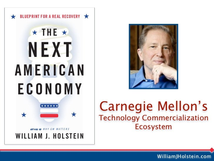 BLUEPRINT FOR A REAL RECOVERY                 THE    NEXTAMERICANECONOMY                                  Carnegie Mellon'...