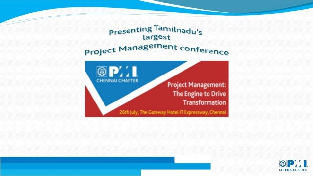 2014 • Worlds leading Professional Association for Project Management • 265+ Chapters across nearly every country in the w...
