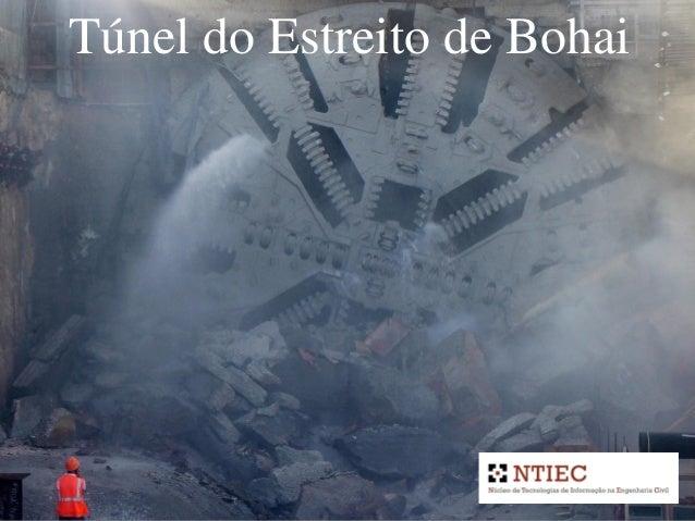 Túnel do Estreito de Bohai