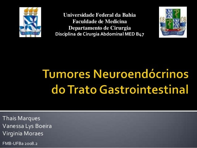 Universidade Federal da Bahia                           Faculdade de Medicina                         Departamento de Ciru...