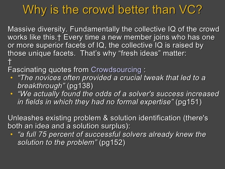 The Big Bang of Crowdfunding: Startups as a Public Asset Class Slide 3
