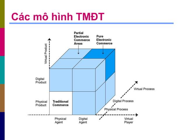 Các mô hình TMĐT