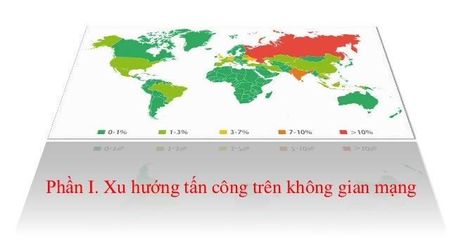 Tình hình ANTT ở Việt Nam - Lê Công Phú - CMC Infosec Slide 3