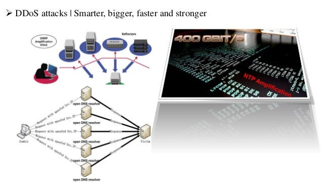  DDoS attacks | Smarter, bigger, faster and stronger