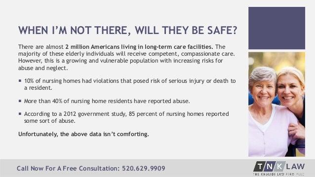 Overview of Tucson Nursing Home Safety Ratings & Risks Slide 3