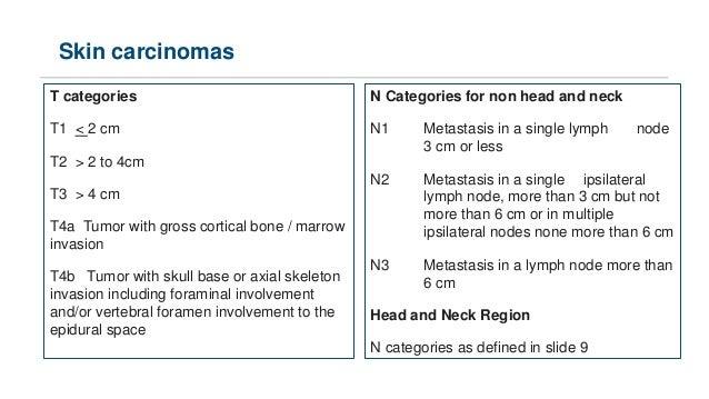 TNM8: Changes from TNM7