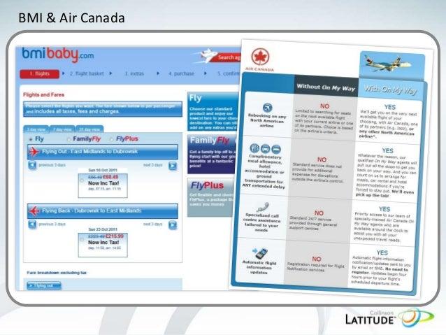 BMI & Air Canada