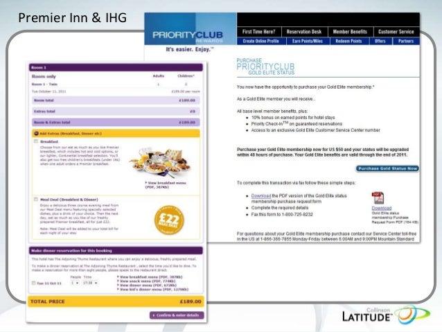 Premier Inn & IHG