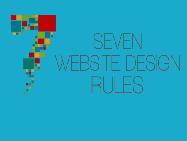 Seven Website Design Rules 1 638cb1375048877