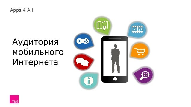 Apps 4 All  Аудитория мобильного Интернета