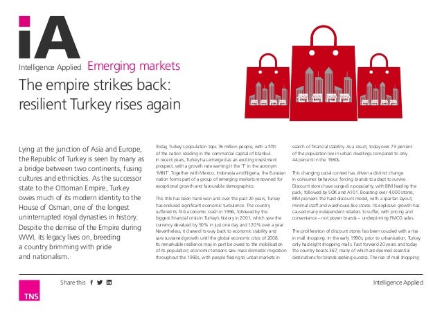 Intelligence Applied Emerging markets  Share this Intelligence Applied  Lying at the junction of Asia and Europe,  the Rep...