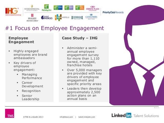 Employee Relations - Case Study Analysis