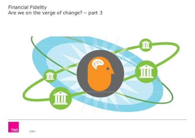 Financial Fidelity Are we on the verge of change? – part 3 ©TNS