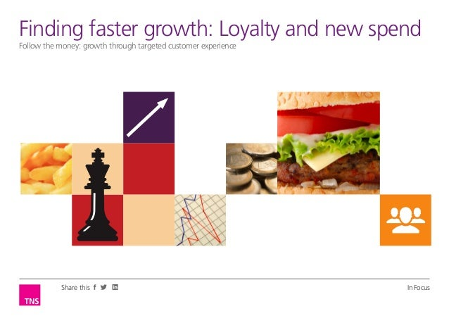Finding LeaderOpinionfaster growth: Loyalty and new spendFollow the money: growth through targeted customer experience    ...