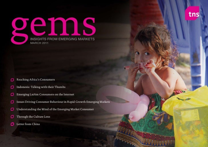 gems               INSIGHTS FROM EMERGING MARKETS                    MARCH 2011        Reaching Africa's Consumers        ...