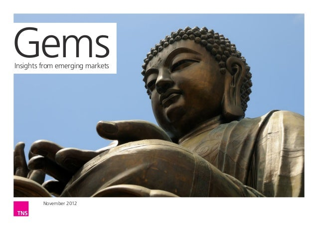 GemsInsights from emerging markets         November 2012