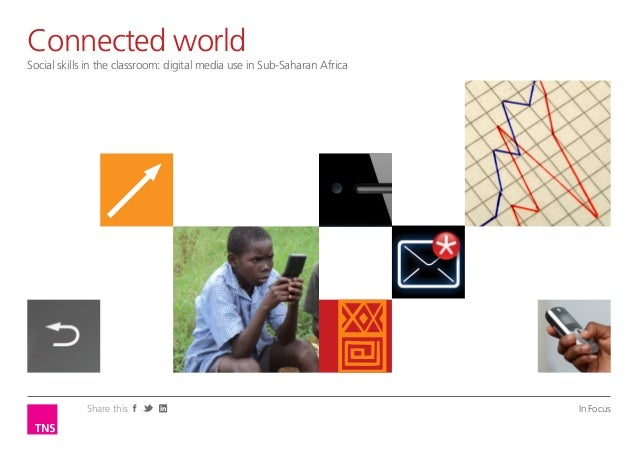Connected worldOpinion LeaderSocial skills in the classroom: digital connected consumerSustaining brand relevance with the...