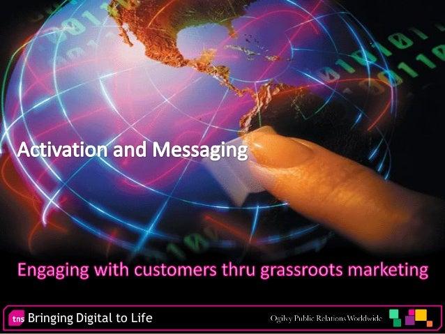 Bringing Digital to Life 19