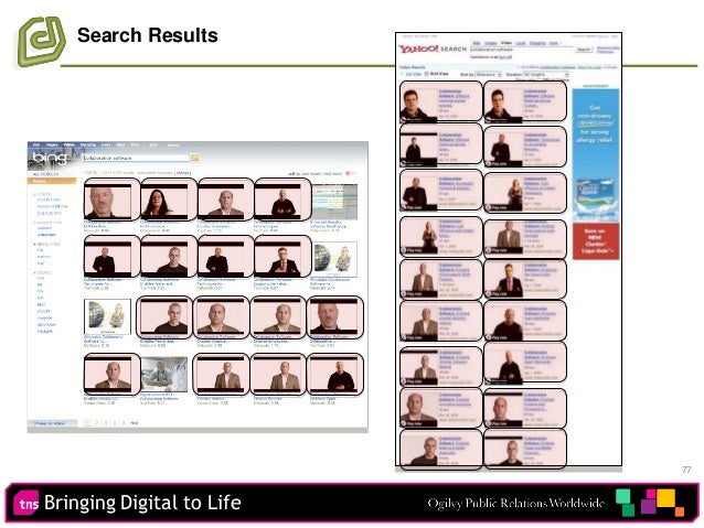 Bringing Digital to Life 77 Search Results