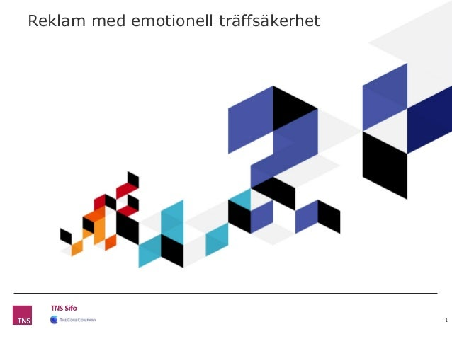 Reklam med emotionell träffsäkerhet                                      1