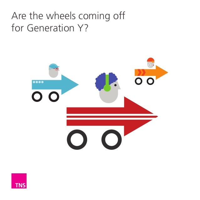 Are the wheels coming off for Generation Y?