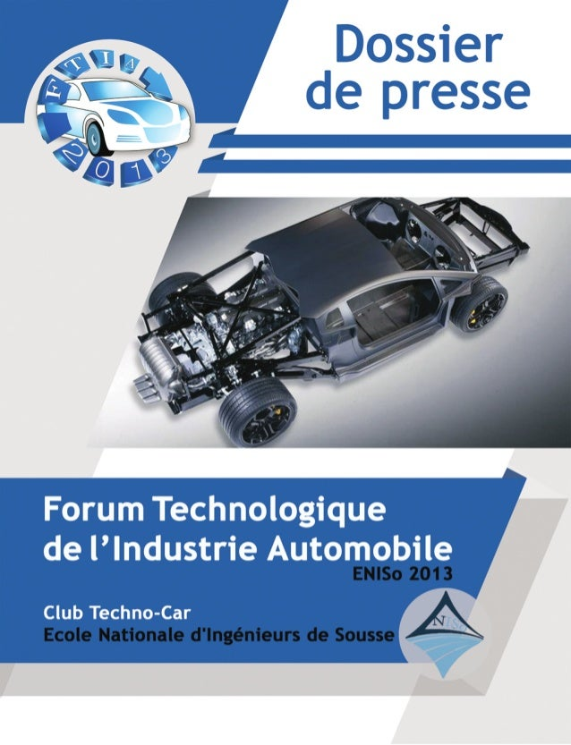 Forum technologique de l'industrie automobile