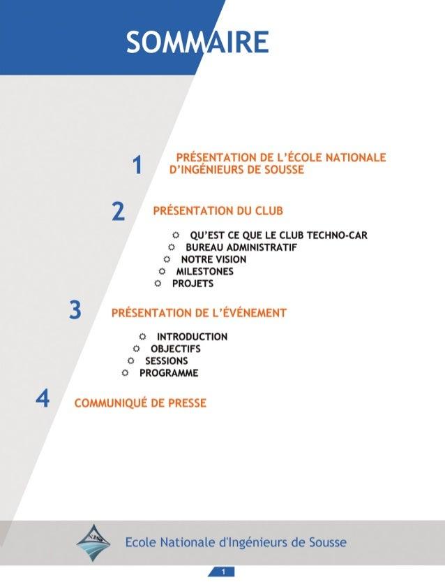 Forum technologique de l'industrie automobile Slide 2