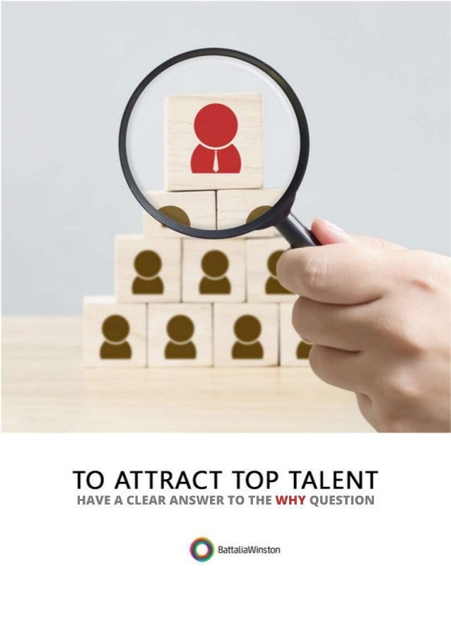 How To Attract Top Talent In 2018-19