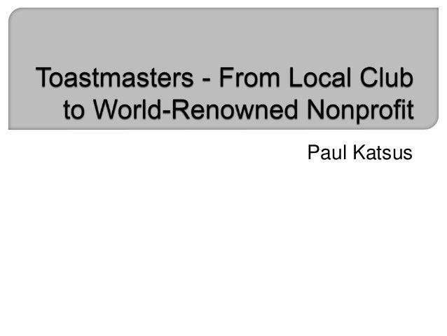 Paul Katsus